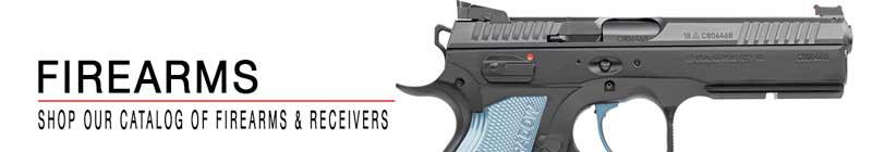 Firearms Menu