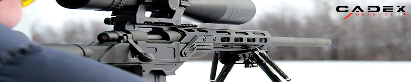 Shop for Cadex Rifles, Chassis and More at TexasStarArsenal.com